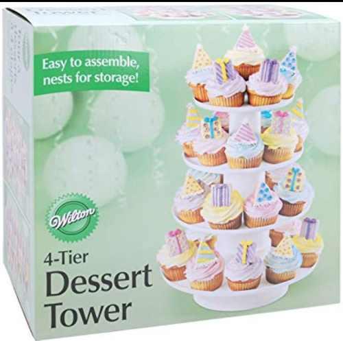 Base exhibidora para cupcakes ponques marca wilton nueva