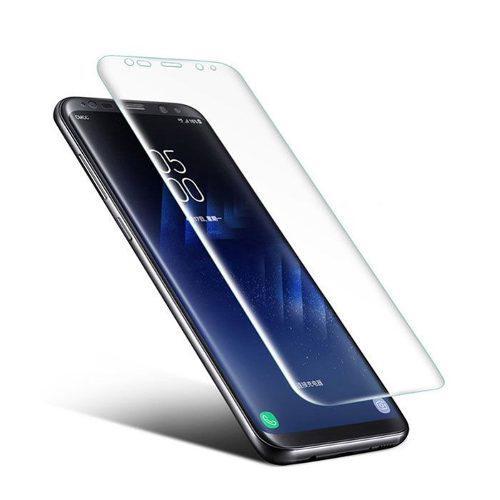 Protector de pantalla adhesivo curvo samsung galaxy s9 plus