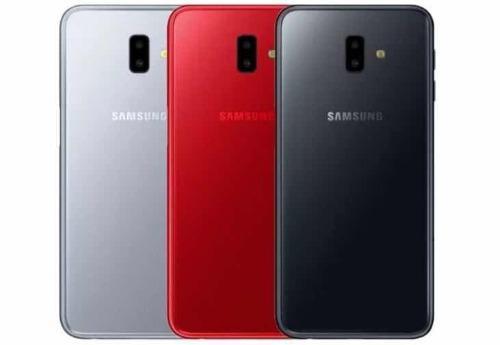 Samsung j6 plus,32 gb, nuevo