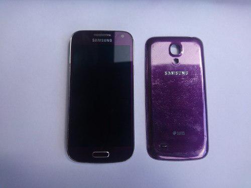 5c2eabe6800 Teléfono samsung mini s4 duos gt 19192