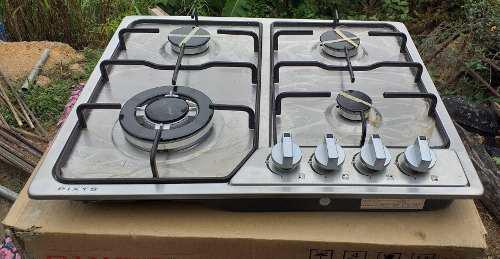 Tope de cocina pixys de 60cm modelo de acero inoxidable