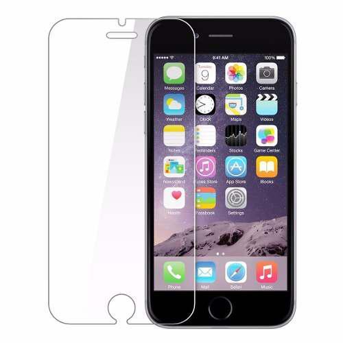 Vidrio templado iphone 6/ 6s/ 6 plus/ 6s plus