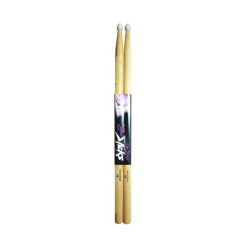 Baquetas 5b punta de nailon para bateria on stage