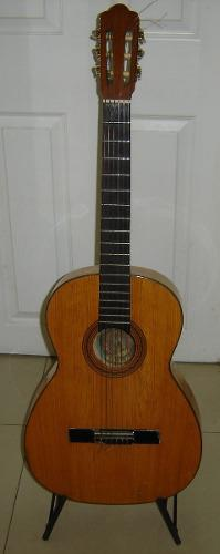 Guitarra acústica original vicente tatay tomas