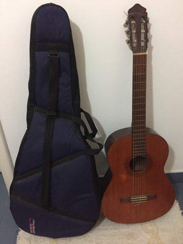 Guitarra acústica yamaha g-50a negociable (con detalle)