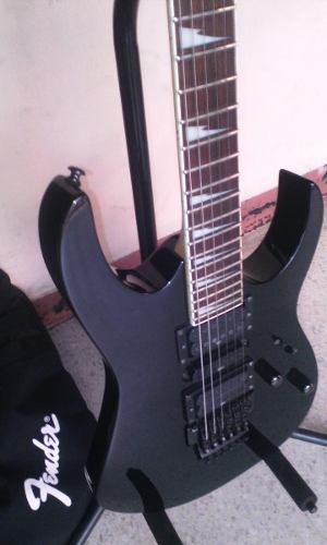 Guitarra eléctrica ibanez rg 370 dx. con tremolo