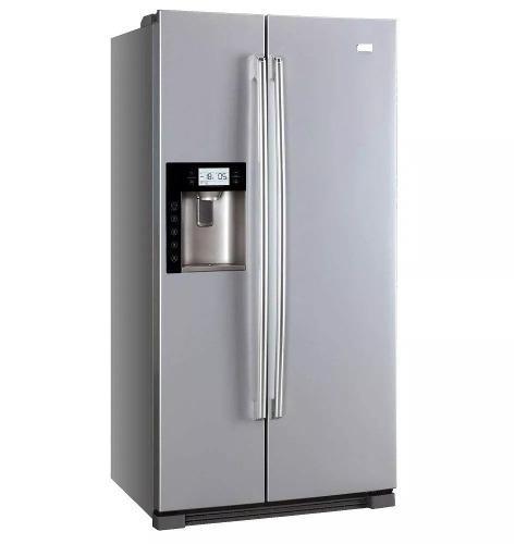 Nevera refrigerador 22 pies puertas verticales + dispensador