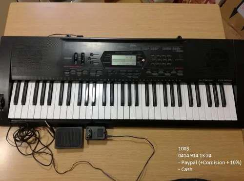Piano / teclado casio ctk 3000 (100)