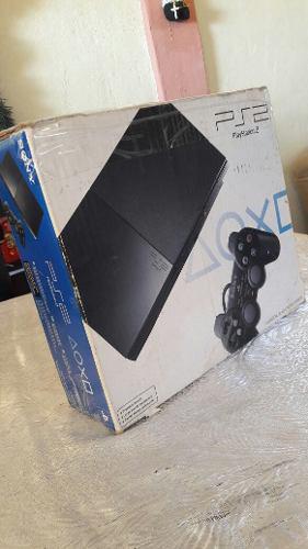 Playstation 2 slim (para repuesto) + videojuegos