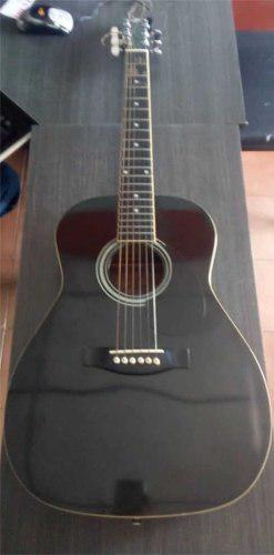 Vendo guitarra acustica marca jay jr 3/4