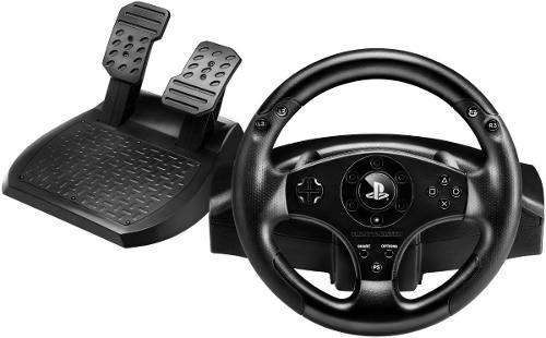 Volante thrustmaster t80 ps4/ps3/pc + driveclub ps4