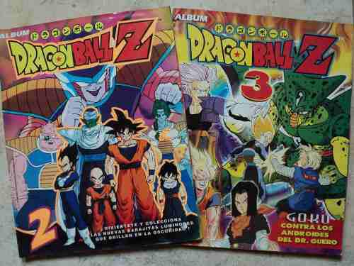 Album de dragon ball z y gt