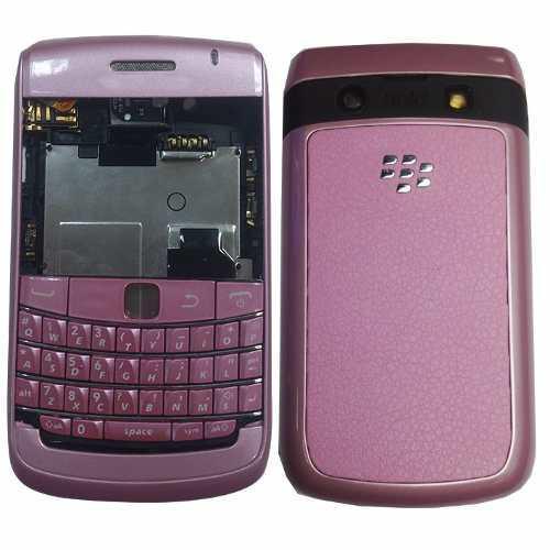 Carcasa completa blackberry bold 2 9700 rosa telefono nueva