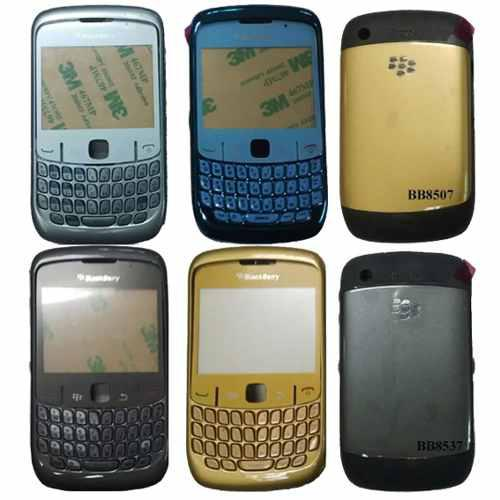 Carcasa nueva blackberry 8520 curve gemini