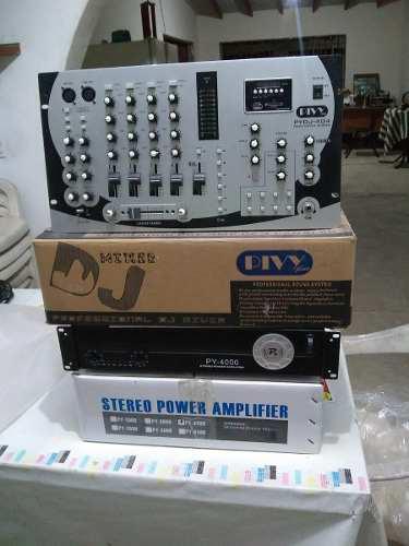 Equipo de sonido profesional.... negociable