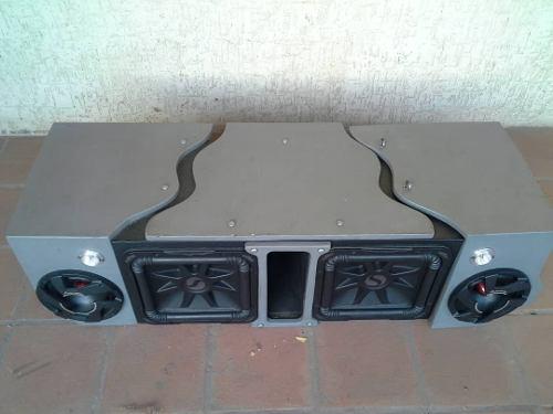 Equipo de sonido profesional para cherokee