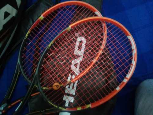 Raquetas tenis head y bolso