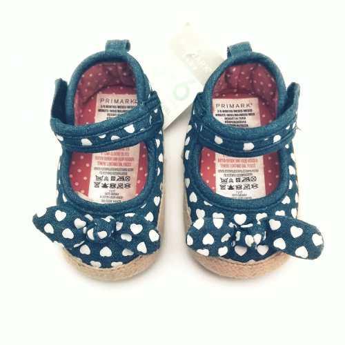 Zapatos para bebe niña primark