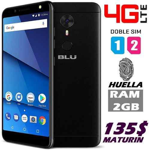 Blu vivo one 5.5' 16gb dual sim 2gb ram 12mp android tienda
