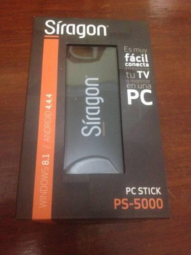 Pc stick siragon ps-5000