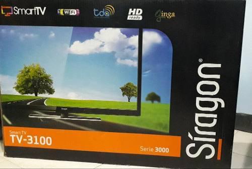 Tv siragon nuevo led 28 en su caja monitor