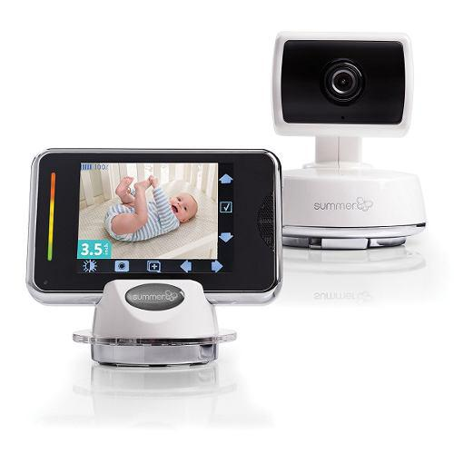Monitor táctil video color marca summer con visión