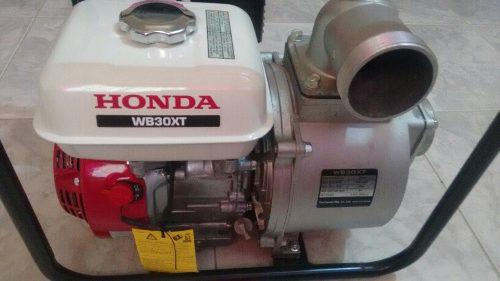 Moto bomba de agua a gasolina honda original