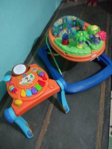 Andadera marca safety mas juguete de obsequio
