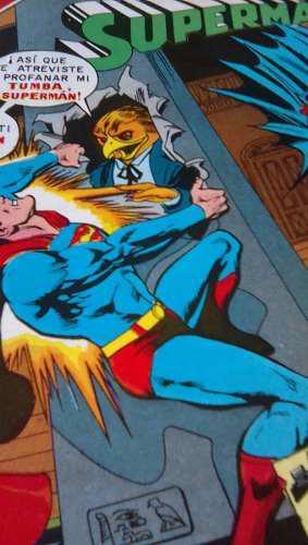 Comic superman novaro no.2-1339 noviembre 1981