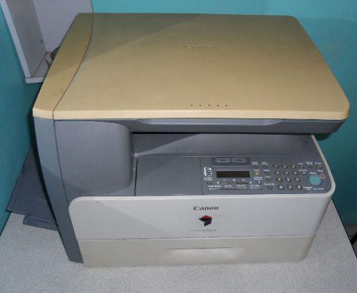 Fotocopiadora, impresora scanner canon 1023if