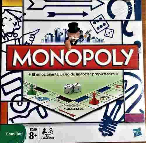 Monopolio hasbro original