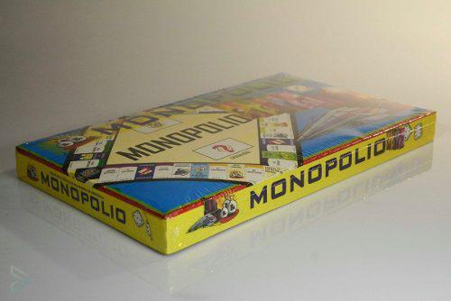 Monopolio juego de mesa juguete monopoly regalo