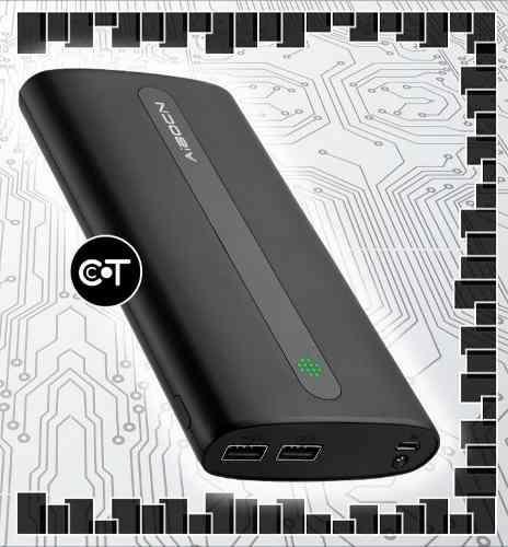 Cargador power bank bateria 20.000 mah gran capacidad