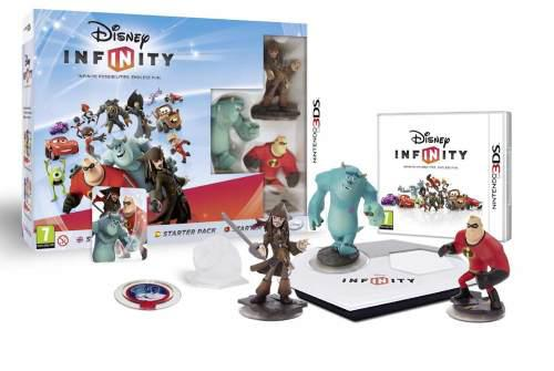 Juego infinity 3ds