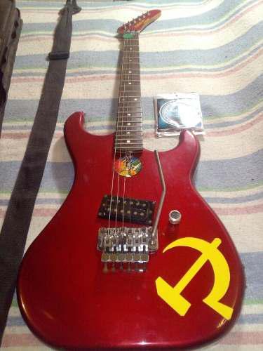 Guitarra electrica kramer focus 1000