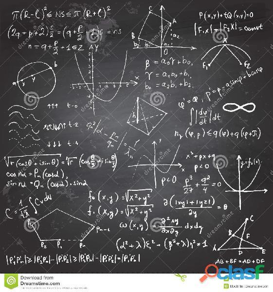 Curso de nivelacion de matematicas