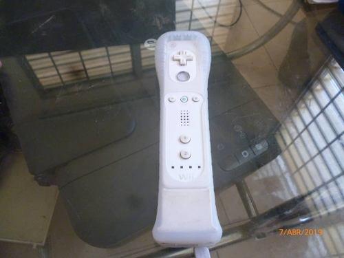 Control wii remote + accesorio wii motion plus con forro