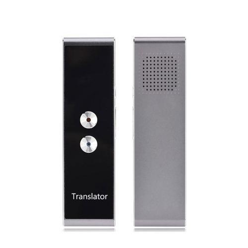 Maquina traducir t8 bolsillo traductor lengua voz