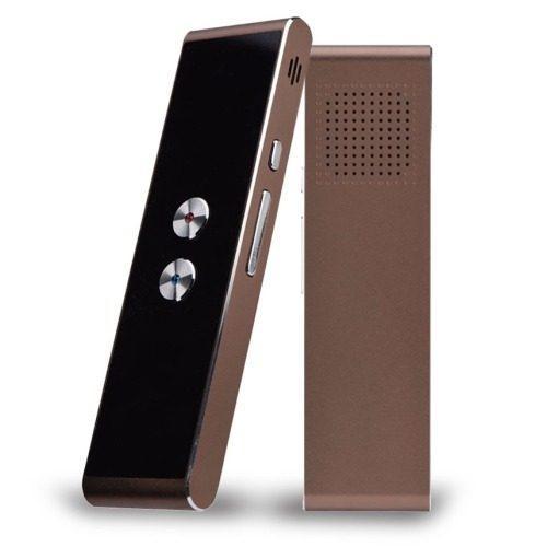 Maquina traducir traductor portatil inteligente voz