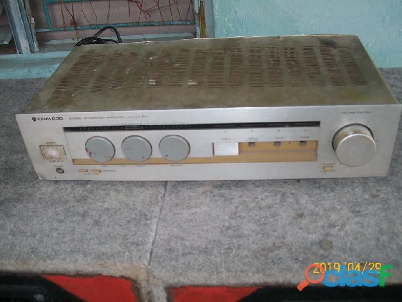 Amplificador KENWOOD KA 50