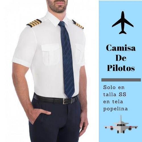 Camisa de pilotos
