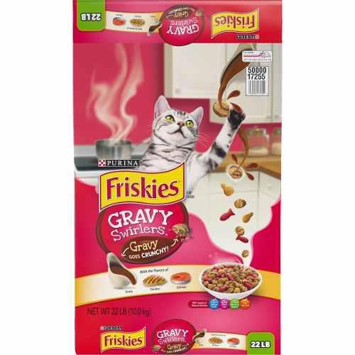 Gatarina Friskies Gravy