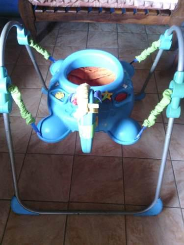 Jumpero brinca brinca fisher price en perfecto estado