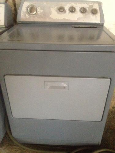 Secadora whirlpool 18 kg usada en buenas condiciones