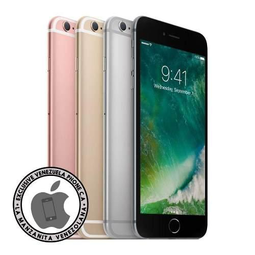 Iphone 6s plus 64gb rose gold/space gray (ev phone)