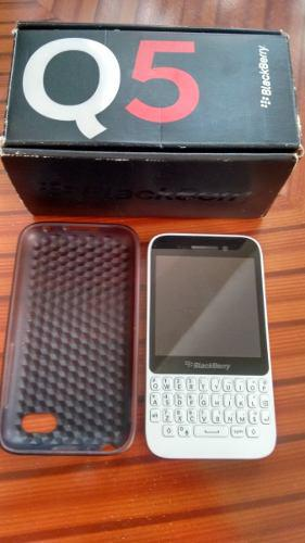 Blackberry q5 blanco movistar-movilnet 50t