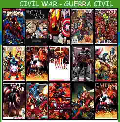 Civil war saga completa comic digital esp