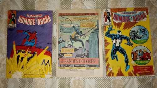 Colección Comic Marvel Spiderman 1987