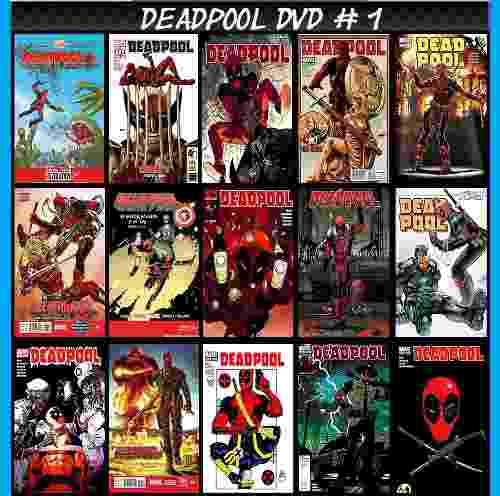 Deadpool Vol. 1-2-3 Varias Sagas Comic Digital Pack Completo