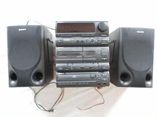 Equipo de sonido sony modelo hcd-h650